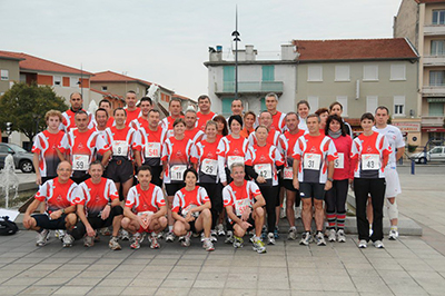 Logo de l'association Jogging club portois