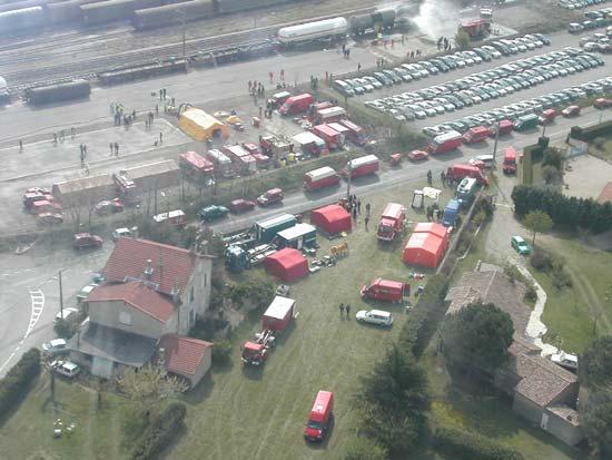 Sapeurs pompiers - Mairie de portes les valence ...