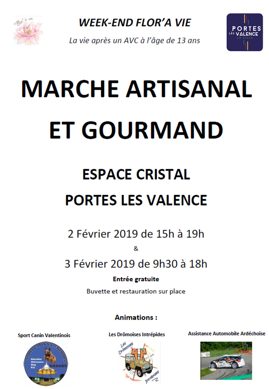 Marché artisanale & gourmand