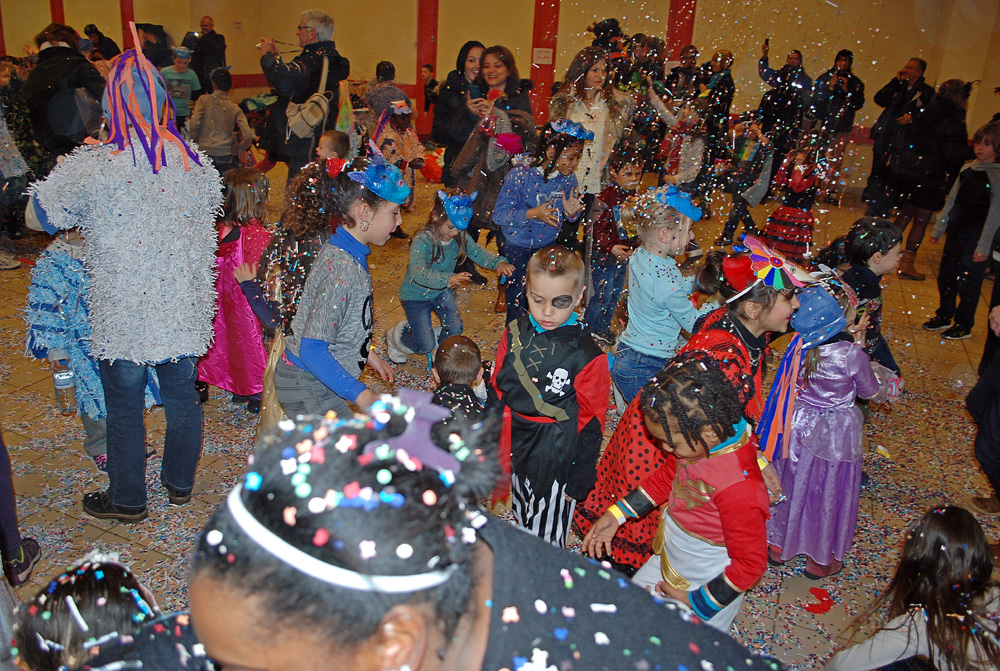 Carnaval 2016 : belle ambiance