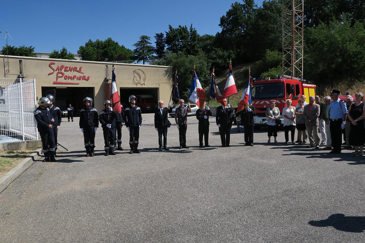 Sapeurs pompiers - Mediatheque portes les valence ...