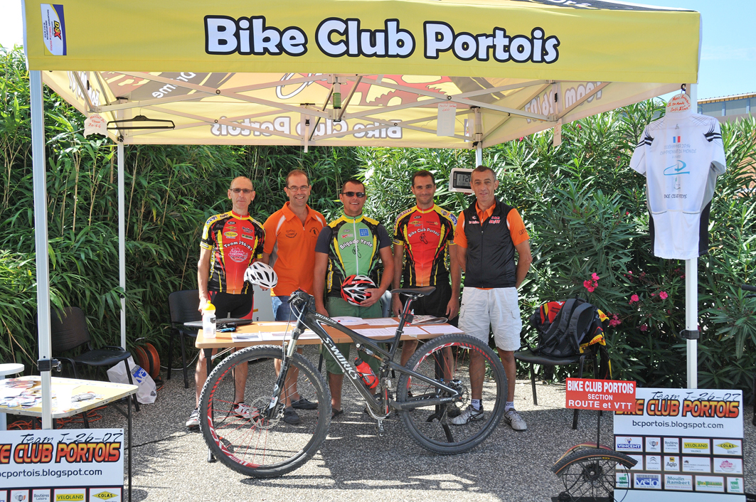 Bike club portois