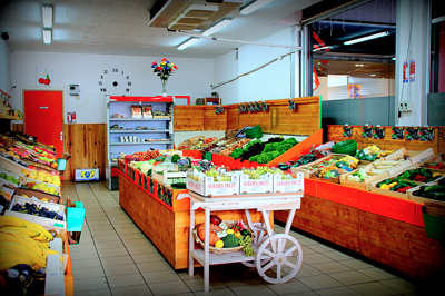 Article un jour un commerce le panier provencal - Restaurant asiatique portes les valence ...