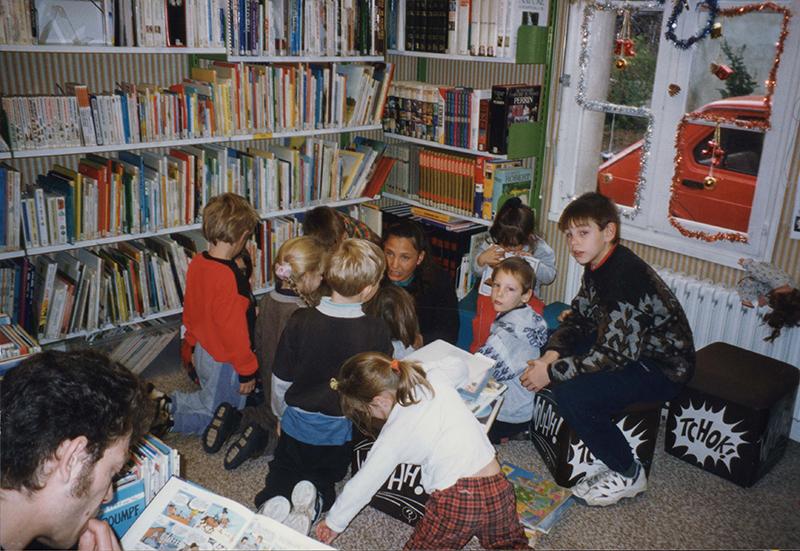 Biblioth que du cer sncf - Mediatheque portes les valence ...