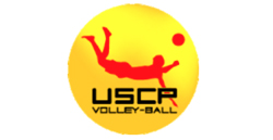 Logo de l'association Volley-ball - U.S.C.P.