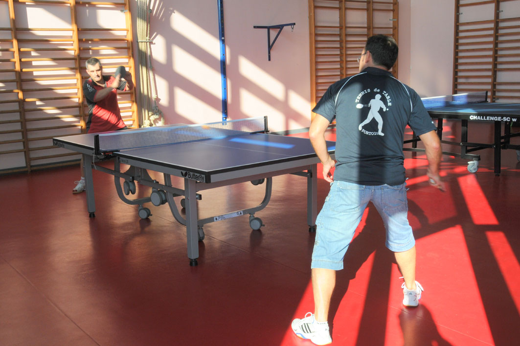 USCP tennis de table